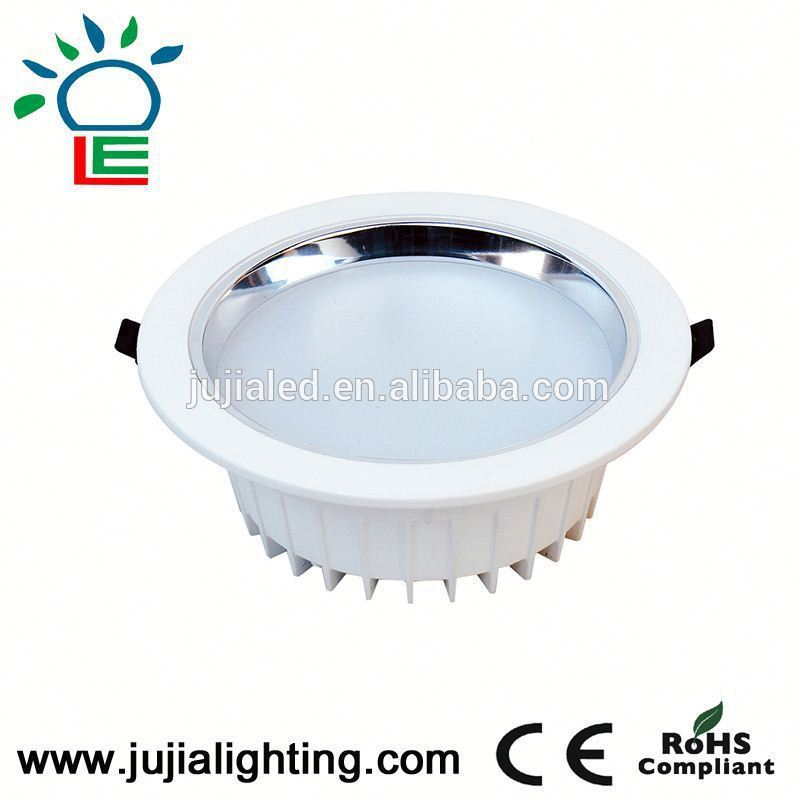 3w 5w 9w 12w 21w 30w ceiling downlight led square black