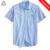 100% combed cotton for slim men long sleeve casual shirts OEM no iron and wrinkle free