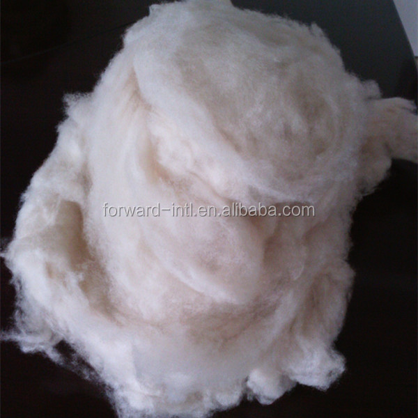 dehaired cashmere fiber raw material on sale