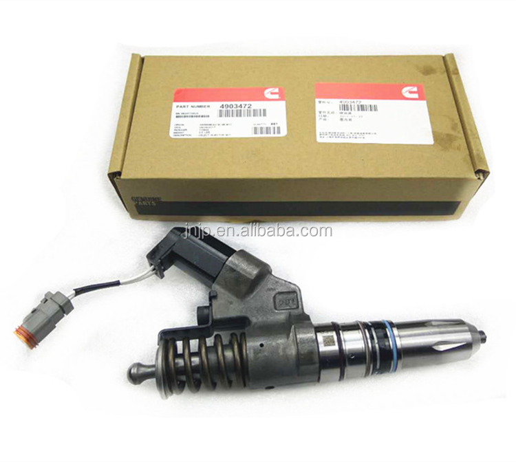 Genuine Diesel Engine QSM11 Common Rail Fuel Injector 4903472