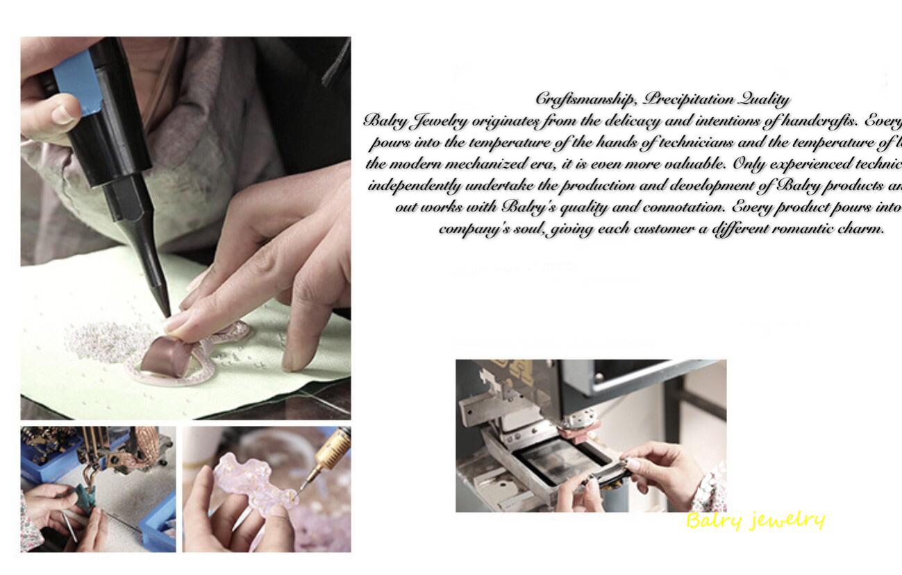 LY29 Balry Đồ Trang Sức Mới Sang Trọng thiết kế cao quý zircon sao bông tai tinh tế hướng dương 925 bạc bông tai kim cho phụ nữ 2019