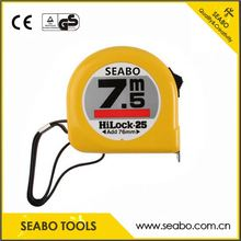 Customized mini paper tape measure for wholesales