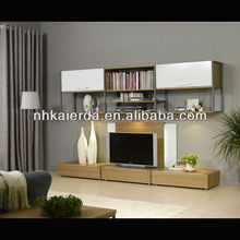 home furniture lcd wall unit design/wall units designs in living room/lcd tv wall unit designs