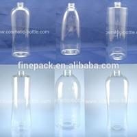 1 liter plastic bottles with pumps