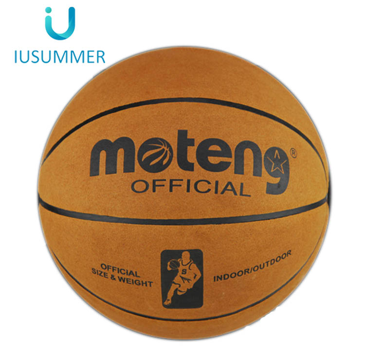 IUSummer Wholesale Microfiber Leather Basketball