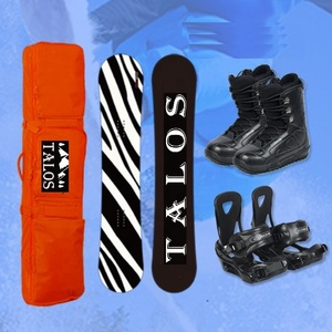 TALOS cheap custom snowboard binding boots bag 435e23789