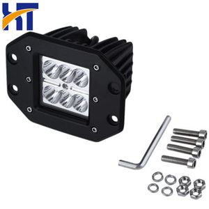 Professional OEM flush mount led work lights atv
