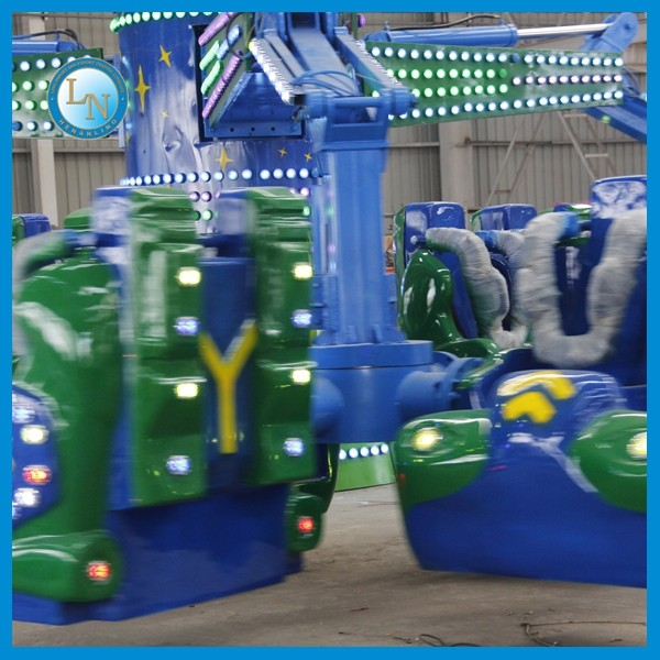 High quality extreme park rides energy storm for sale