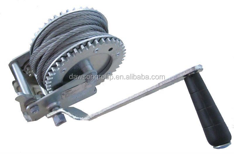 Reversible Small Manual Hand Winch With Ratchet For Sale - Buy Reversible  Hand Winch,Manual Hand Winch,Hand Winch Product on Alibaba com