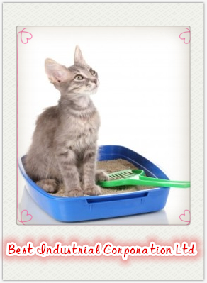 HOT SALE! Natural High Quality Cat Litter to Keep Your House Clean