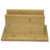 Kitchen space-saving tools Magnetic bamboo knife storage block