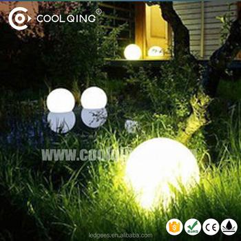 Glow In The Dark Blinkende Led-kugel / Led-lichtgarten Wasserdichte Kugel -  Buy Wasserdichte Kugel,Führte Kugel Führte Garten Ball Product on ...