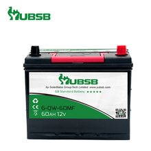 Bestselling Rechargeable JIS Standard Maintenance Free Automotive 12V 80D26L MF Car Battery