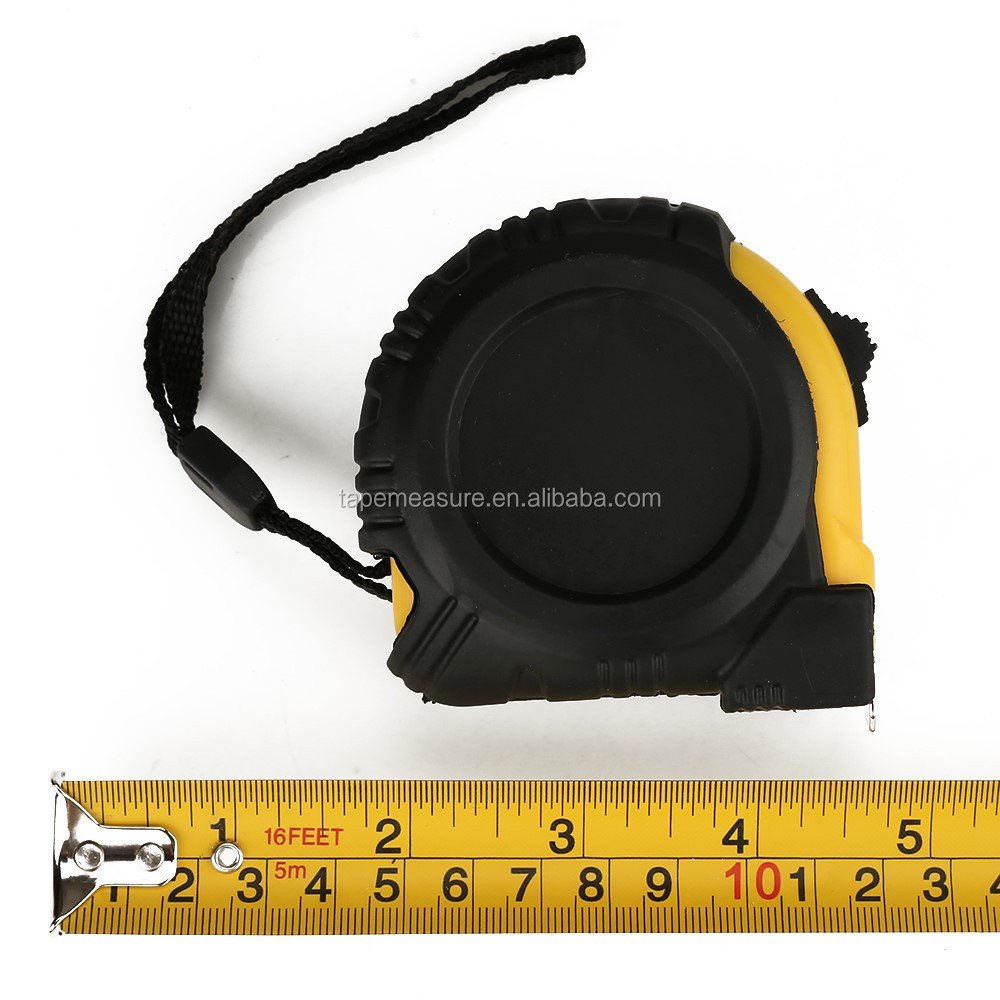 Carpenter Display Construction Tools 5Meter Power Tape Measure