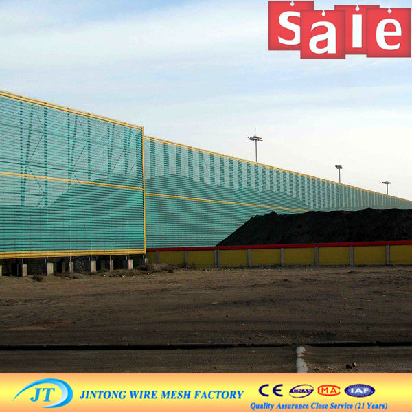 JT free sample sound barrier wall/noise barrier wall/soundproof screen fence (factory price)