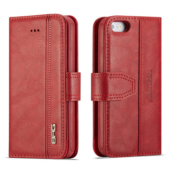 wallet for iPhone 5S cover case,for iPhone 5S case cover premium leather,for iPhone 5s case leather