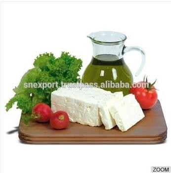 Traditional white brined Bulgarian feta cheese Made from Cow, Sheep, Goat, BUFFALO