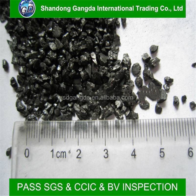 GD-GCA-01 gas calcined anthracite coal F.C. 90%min S 0.35%max