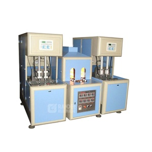 Semi Auto Blow Job Machine for Small Plastic Bottle