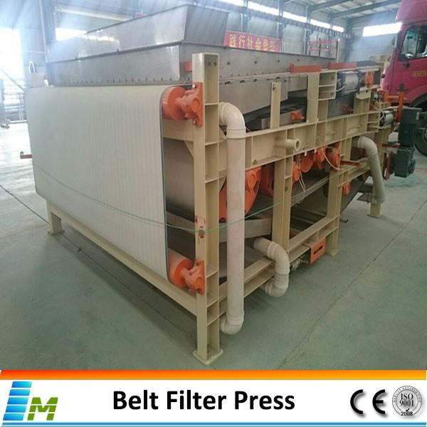 Solid-liquid filtration: Understanding filter presses and belt filters