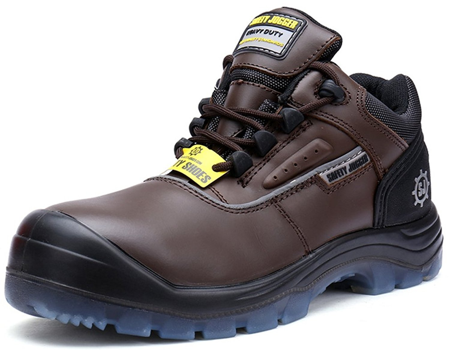 f68e29712c283d Get Quotations · Safety Jogger for Work Men's Steel Toe S3 Level  Insulated/EH Safety Shoes