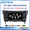 "ZESTECH OEM 8""touch screen car dvd for NISSAN Qashqai car radio navigation system with bluetooth TV tuner 3g radio"