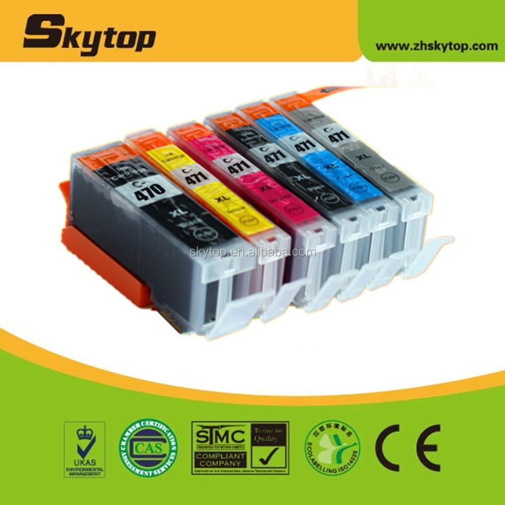 For Canon Pgi-470 Cli-471 Ink Cartridge