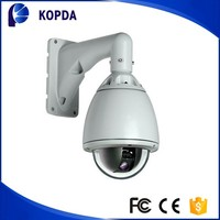 18x zoom security cctv ptz high speed dome camera