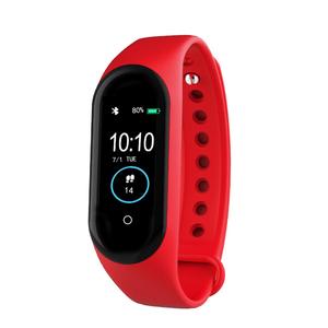Image of New M4 Women Sport Waterproof Smartwatch Blood Pressure Heart Rate Monitor Smart Watch Fitness Tracker Bracelet PK m3 Mi Band 4