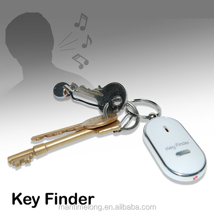 מפתח finder whistle מפתח finder anti-lost מעורר מפתח finder