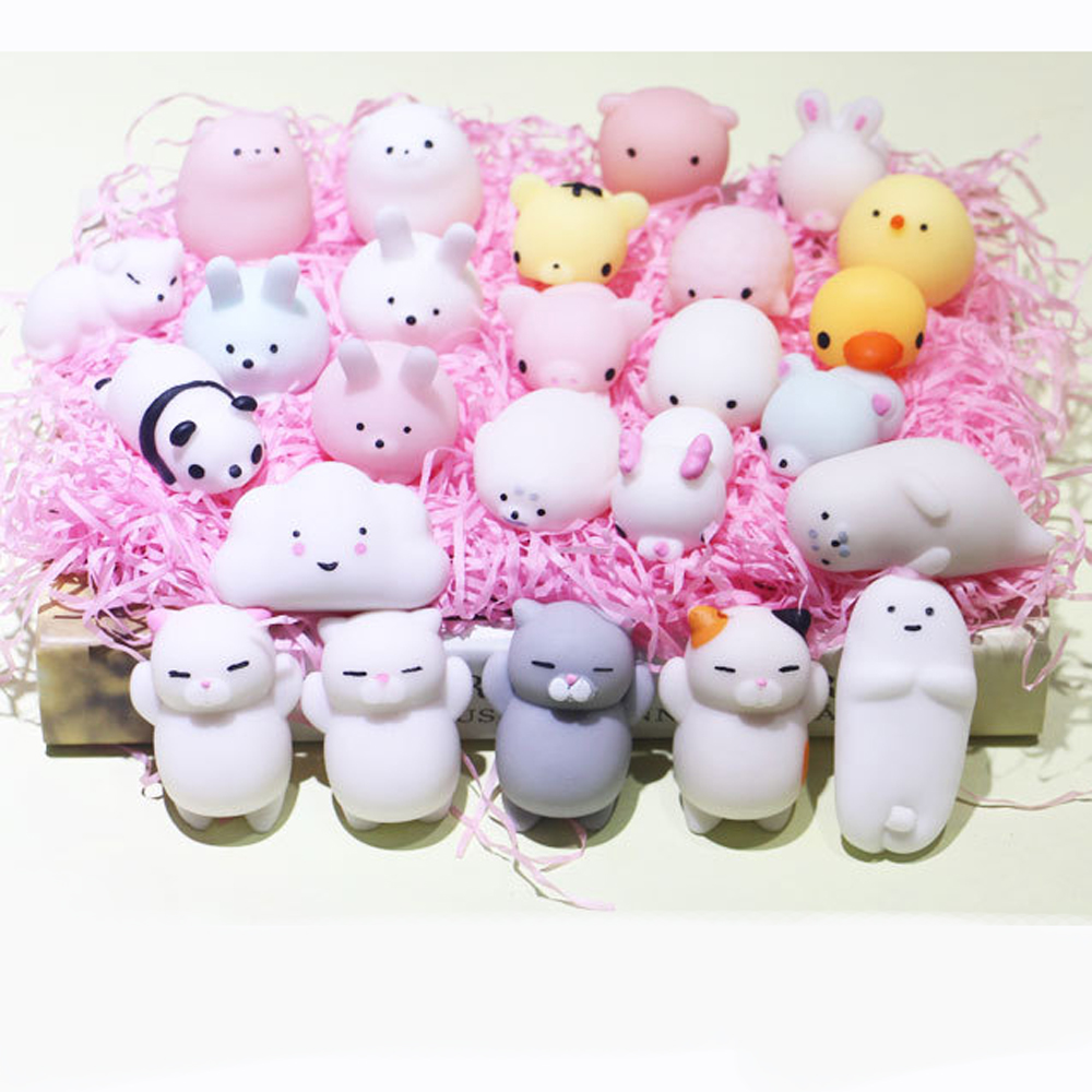 New Cute Squishy Toy Gift Mini Toys For Kids