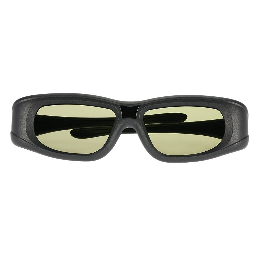 GXG-1987 Gonbes G05-A 3D Active Shutter Glasses 3D TV Glasses IR & Bluetooth 3D Glasses