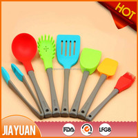 Custom Food Grade Soft Silicone Kitchen Utensils