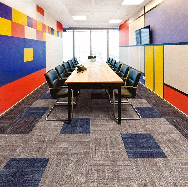 High Quality Nylon Carpet Tiles