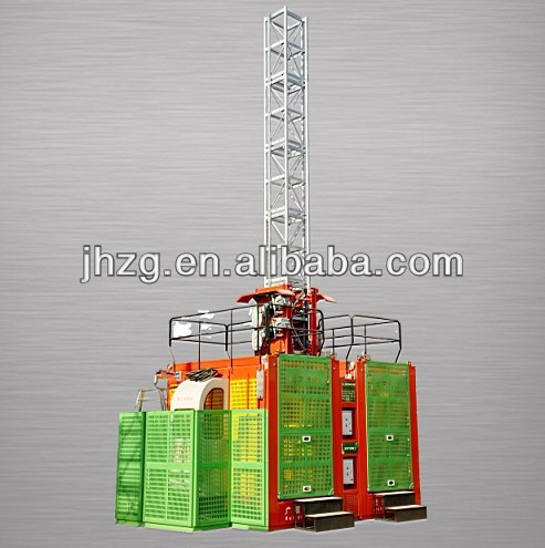 list building construction equipment and construction hoist with CE & ISO Approved
