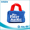 25 Pieces Pet Essential First Aid Kit Medical Emergency Bag for Dog Cat