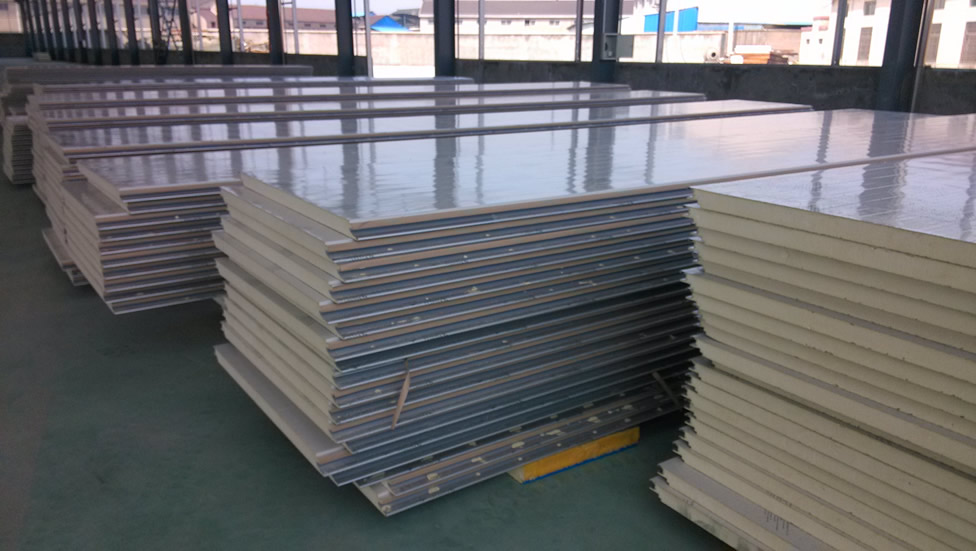 Wall Roofing Steel Color 50mm Pu Sandwich Panel Buy Pu