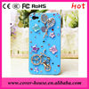 3D Bling Crystal hard Case For iPhone 4 4S 5 with sport design