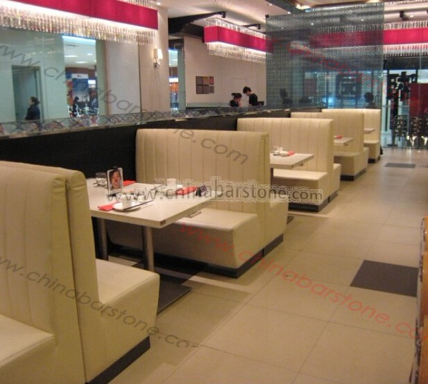 Banquet Sofa Hotel Booth Seat For Restaurant