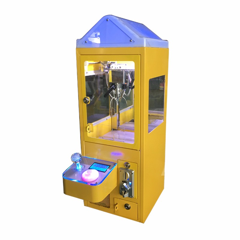 China Supply Coin Operated Mini Claw Crane Machine For ...
