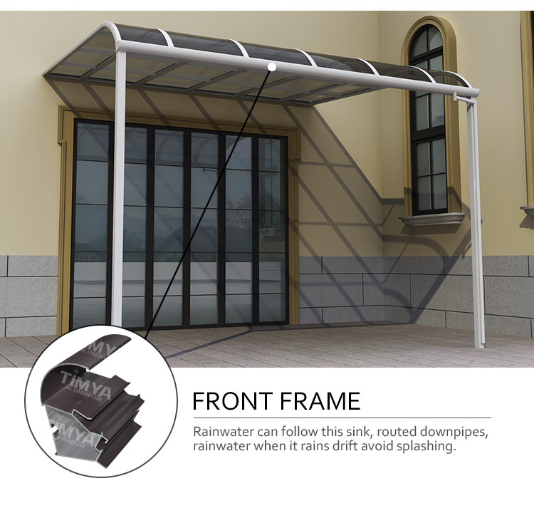 Metal Canopy Kits, Metal Canopy Kits Suppliers and Manufacturers at ...
