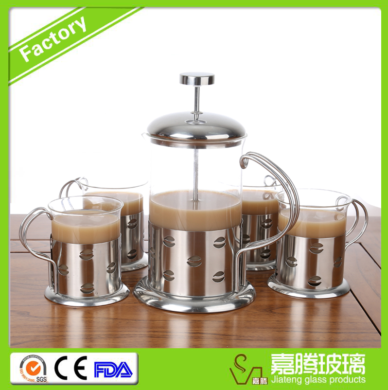 Hot Selling French Press/Coffee Plunger/Press Pot