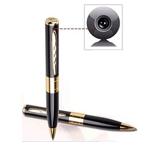Verborgen video recorder Min Draagbare Spy Pen Camera