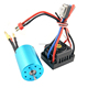 RC Car parts Brushless Motor and Brushless ESC Set For all brand 1/10 rc car