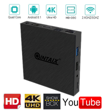 2019 4 K Android 8.1 Smart Tv Box 4G DDR3 64G Amlogic S905X2 Quad core <span class=keywords><strong>IPTV</strong></span> Set Top box 4 k tv in streaming media <span class=keywords><strong>player</strong></span>