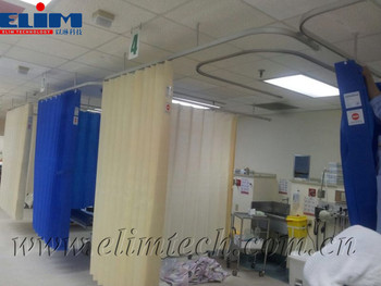 Hospital Privacy Curtains Medical Clinic Hospital Partition Curtain  Disposable Shower Curtain