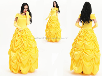 New 2015 Fantasia Women Halloween Cosplay Southern Beauty And The