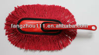 cotton car brush, duster brush, car wash brush