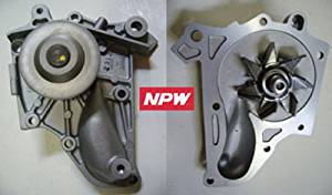 NPW Toyota T-87 Water pump for '87-'01 TOYOTA CAMRY CELICA MR2 RAV4 SOLARA 2.0L 2.2L