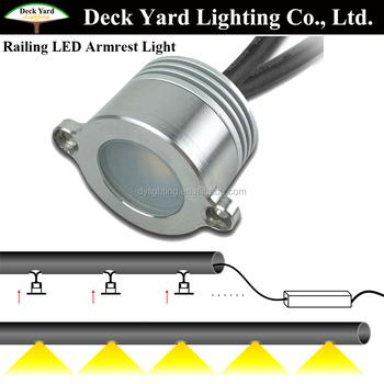led deck rail lights. 12V Led Deck Rail Light And Fence LED Armrest Lights For Handrail S